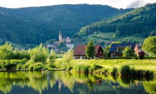 Шварцвальд - дорога в немецкую сказку