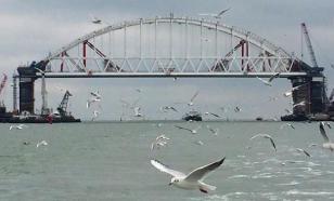 На Украине обнаружили новую проблему Крымского моста