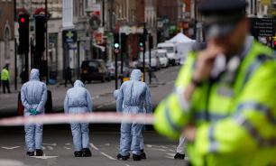 Опубликовано видео: полиция расстреливает террористов, режущих прохожих