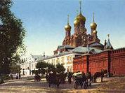 """Черниговский скит — храм в """"подземелье"""""""