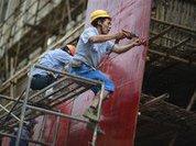 Экономика КНР легла на плечи трудящихся