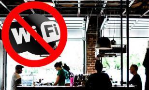 В российских ресторанах пропадет Wi-Fi