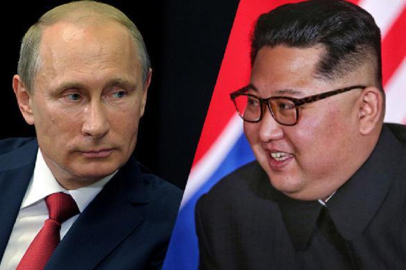 Путин и Ким Чен Ын подготовят ответ на санкции США