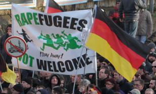 Апофеоз свободы: Антимигрантский митинг в Кёльне разогнали водомётам