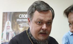 Протоиерей Всеволод Чаплин уволен с поста спикера РПЦ