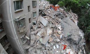 В Бразилии произошло обрушение семиэтажного жилого дома