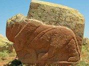 Хеттские львы - стражи священного источника