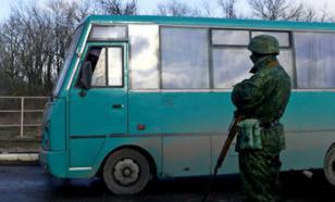 СМИ: США посоветовали Украине блокаду Донбасса