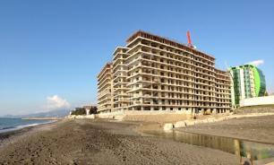 Власти Краснодарского края запретили строить жилые дома на берегу моря