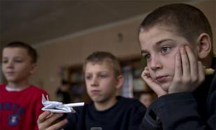 Законы о детях: Бить нельзя, сажать можно