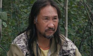 Полиция не дала шаману Сане ударить в бубен