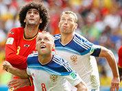 Российский футбол убил золотой телец