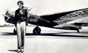 Легендарная летчица стала Робинзоном