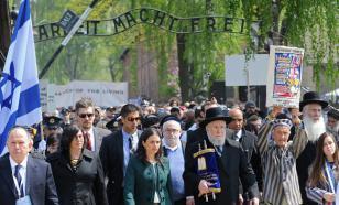 Лагерь смерти Аушвиц собрал тысячи людей на Марше жизни