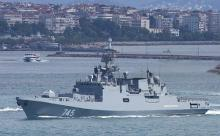 """Черноморский флот """"показал класс"""" авианосной группе США у Сирии"""