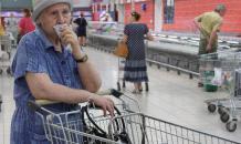 Главный канал ТВ учит бедных россиян жить без колбасы и ванны