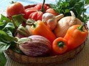 Вкус овощей зависит от освещения