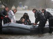 Барнаул уходит под воду