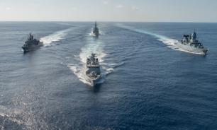 НАТО стягивает флот и авиацию в Черное море