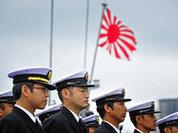 Япония  вступила в  восточное НАТО
