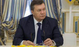 Янукович рассказал, откуда на Майдане взялись снайперы