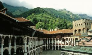 Рыльский монастырь - путь к сердцу Болгарии