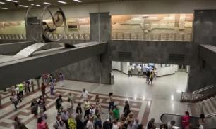 Самые удивительные станции метро в мире. Часть 1-я.