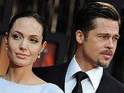 Джоли и Питт навестили боснийских беженцев