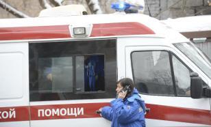 ДТП в Санкт-Петербурге: Погиб двухлетний ребенок