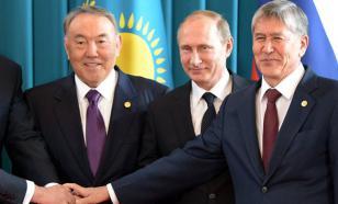 Сможет ли Путин помирить Назарбаева и Атамбаева?