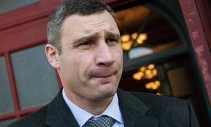 Правительство Украины не рассматривает вопрос об увольнении Кличко