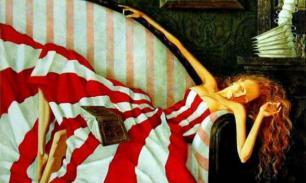 Роман Заслонов: Поклонение рыжим солнцам