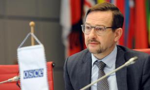 """Генсек ОБСЕ назвал неуместным принцип """"око за око"""" в отношениях с Россией"""
