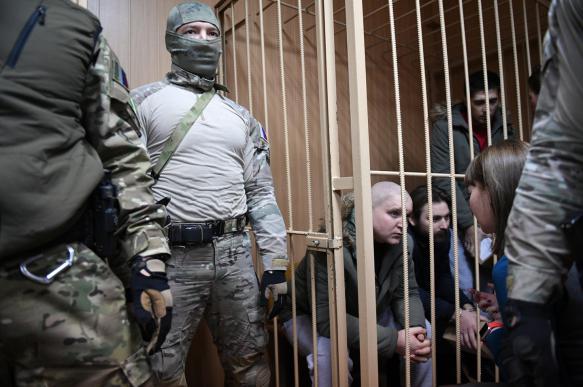 СМИ: Задержанных украинских моряков обменяют до конца августа