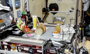 Крошки от пищи на МКС угрожают жизни и здоровью космонавтов