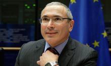 Ходорковский надеется только на Путина