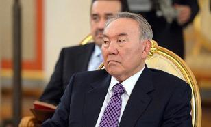 Назарбаев отправил недовольных казахов в больницы и на кладбища