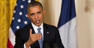 Барак Обама ввел санкции против РФ