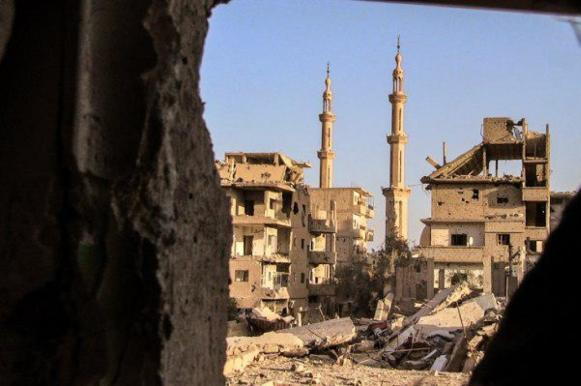 США в сговоре с ИГИЛ:  боевики Сирии хотят превратить Дейр-эз-Зор в неприступный бастион