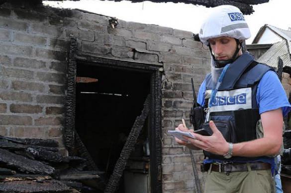 """Украина готовит """"случайный"""" химический удар по Донбассу"""