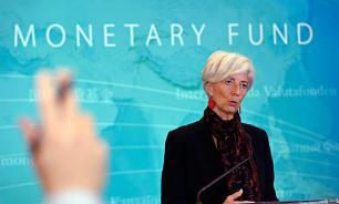 """""""В вопросе долга Украины России МВФ принял не экономическое, а политическое решение"""""""