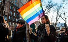 В провинциальном поселке разрешили общероссийский гей-парад