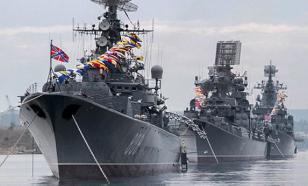 Флотилия России будет перенесена из Архангельска в Каспийск