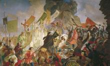Как псковичи героически отстояли город в XVI веке