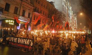 """В """"Правом секторе""""* предрекли смерть всем украинским националистам"""