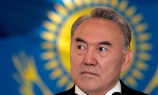 Нурсултан Назарбаев присягнул на верность Анкаре