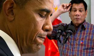 Президент Филиппин жестоко оскорбил Барака Обаму