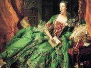 История любви: золушка Помпадур и король
