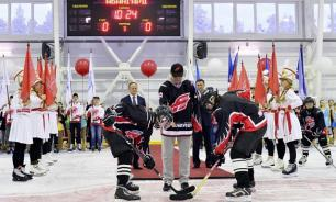 На Ямале открыли два новых спорткомплекса