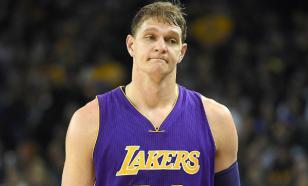 """У Мозгова нет вариантов в НБА, он уйдет в """"Химки"""""""